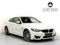 2018 BMW M4 M4 2dr DCT [Competition Pack] Auto Coupe Petrol Automatic