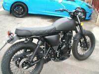 Mutt Sabbath 250cc Brand New Unregistered