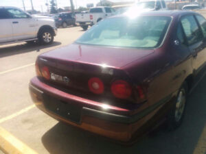 ***NICE CHEVROLET IMPALA 2003 4D SEDAN FOR SALE***