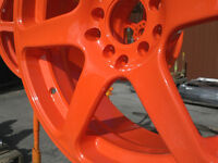 *** NORTH  BAY  POWDER  COATING ***