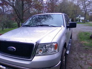 2006 Ford F150 4wd extended cab