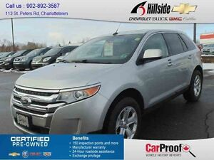 2011 Ford EDGE FWD Wagon 4 Door