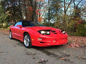 2000 Pontiac Trans Am WS6 RAM AIR Cabriolet