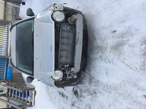 2007 Jeep compass salvage title