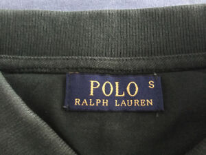 Collection Polo Ralph Lauren Été S 40$