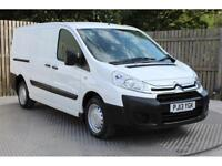 Citroen Dispatch 1200 L2h1 Enterprise Hdi Panel Van 2.0 Manual Diesel