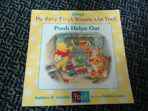 Pooh Helps Out My Very First Winnie The Pooh Paperback