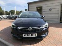 2019 Vauxhall Astra 1.4T 16V 150 Elite Nav 5dr HATCHBACK Petrol Manual
