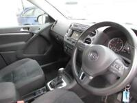 2014 Volkswagen Tiguan 2.0 TDI BlueMotion Tech Match DSG 4WD (s/s) 5dr