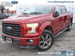 2016 Ford F-150   Heated Seats, Nav, Rear View Camera