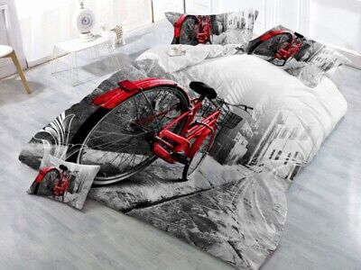 Bettwäsche Bedbezug 2tlg.140x200cm