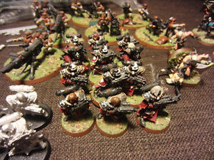Selling off a warhammer 40k Battle Sister/Inquisition lot. Edmonton Edmonton Area image 4