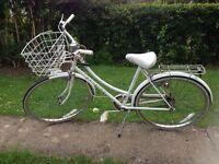 Ladies classic bike good condition for its age