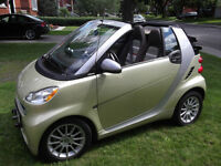 "2009 Smart Fortwo Passion Decapotable ""Limited Three"""