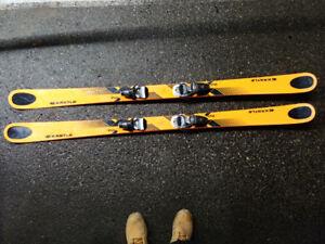 Kastle XX90 Skis w/ Look Pivot Bindings