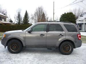 2010 Ford Escape XLT AWD