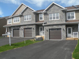 Newly  constructed modern semi-detached homes available for rent