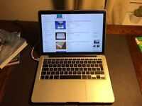 "Apple MacBook Pro 13"" Retina 512Gb 8Gb (1866 Mhz) 2.9Ghz (3.3Ghz) i5 3Mb Iris graphics HD FaceTime"