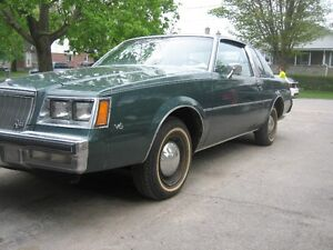 1981 Buick Regal Coupe (2 door)