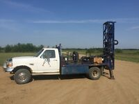 1997 Ford F-350 4x4 anchor truck