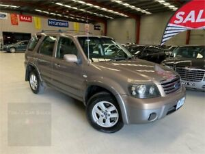 2006 Ford Escape ZB XLT Gold 4 Speed Automatic SUV