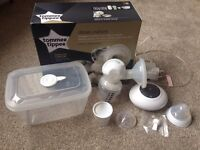 Tommee tippee electric and manual Breast pump