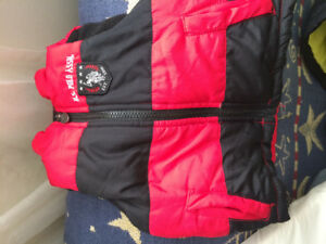 U.S. Polo puff vest. Size 12 months. Great condition