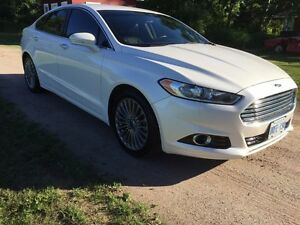 AWD CERTIFIED 2013 Ford Fusion
