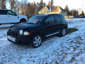 2008 Jeep Compass LIMITED 4X4 SUV, Crossover
