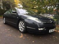 Citroen C6 Exclusive V6 HDi 5dr DIESEL AUTOMATIC 2006/56