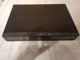 DUNE HD MAX BLU-RAY DISC AND NETWORK MEDIA PLAYER