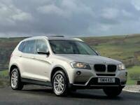 2014 BMW X3 2.0 XDRIVE20D SE 5d 181 BHP Auto Estate Diesel Automatic