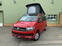 2019 69 VW Transporter T6 Highline Camper Van, New Campervan Conversion