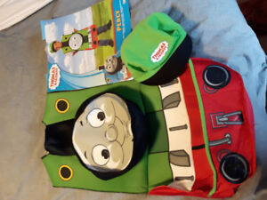 Percy Costume (Thomas the Tank Engine) for Halloween