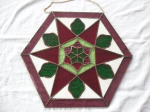 stained glass - great gift idea