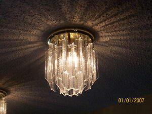 Ceiling and Wall Light Fixtures