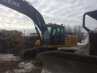 2014 John Deere 250G Excavator
