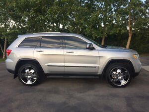 22 in. Crave Wheels and Falken Tires for Jeep Grand  Cherokee