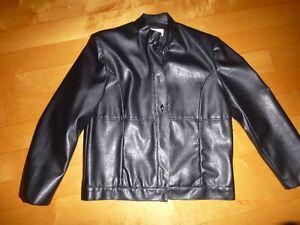 Jacket jeans ou cuirette Saint-Hyacinthe Québec image 1