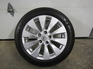 2013-15 Honda Accord alloy Rims and Michelin Tires