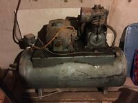Industrial air compressor - REDUCED!