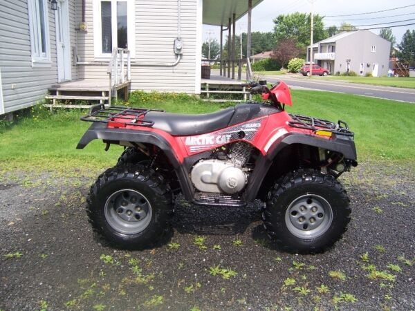 Used 2005 Arctic Cat 400VPSE 4x4