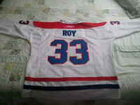 #33 Patrcik Roy Jersey Montreal Canadians