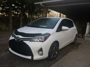 2015 Toyota Yaris Berline