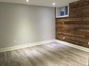 NEWLY RENOVATED 2BDRM APARTMENT FOR RENT (INCLU. UTILITIES)