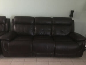 3PC POWER RECLINER FOR SALE