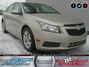 Chevrolet Cruze LT | Turbo | 1.4L | i4-Cyl | Bluetooth 2013