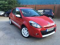 2010 RENAULT CLIO S 3dr SPECIAL EDITION # EXCELLENT CONDITION # GENUINE LOW MILEAGE # CAT C