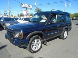 Land Rover Discovery II 4dr Wgn SE 2003