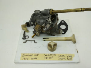 Johnson Evinrude 6hp 1976 part out